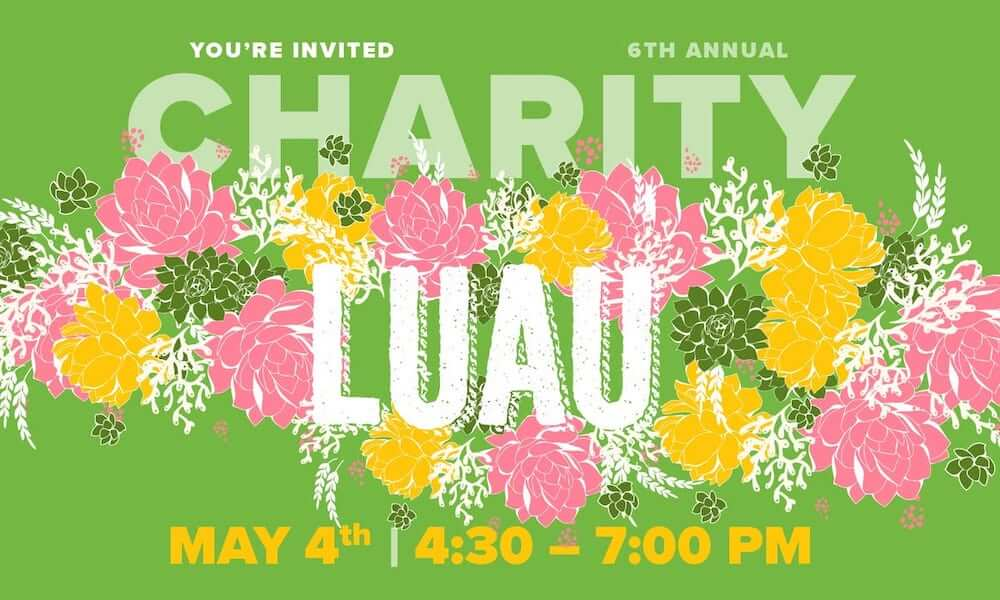Annual Charity Luau